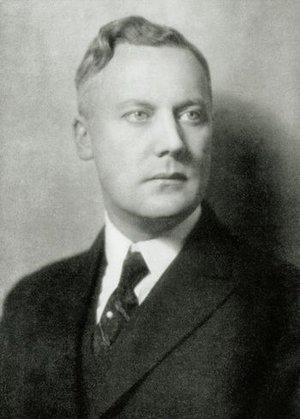 ο ιδρυτής της electrolux, Axel Wenner-Gren