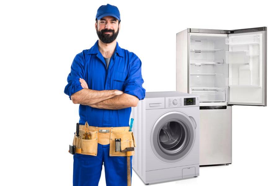 Επισκευές πλυντηρίων και ψυγείων