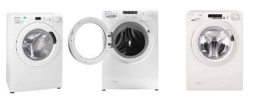 Τρία πλυντήρια Ψανδυ στη σειρά