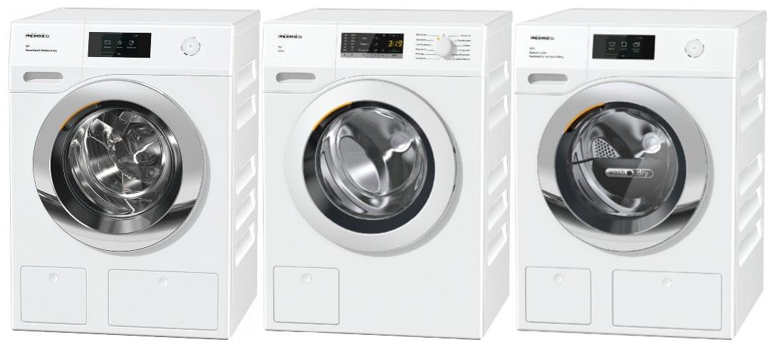 Πλυντήρια Miele